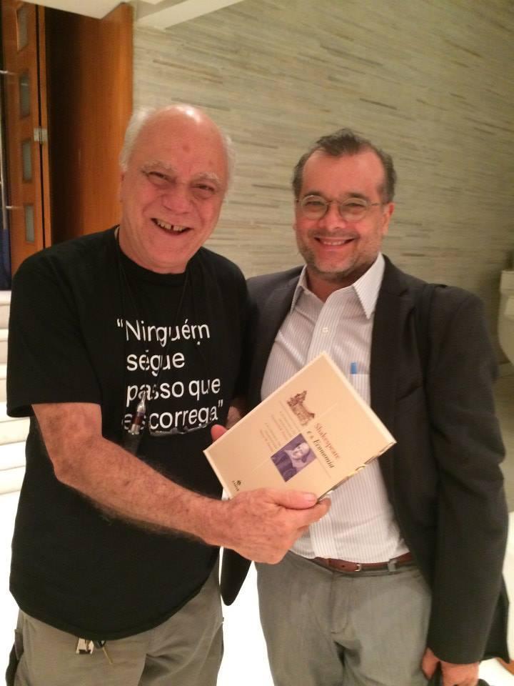 Tonico Pereira e Gustavo Franco